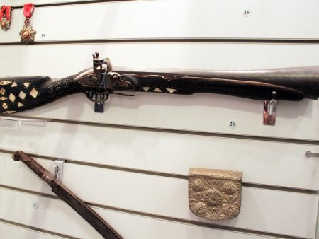 Osmanlı silahları Rusya'da özel koleksiyonda(Özel)