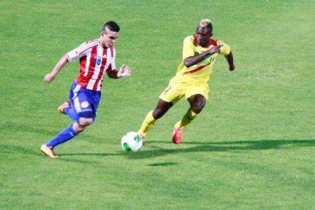 Paraguay: 1 - Mali: 1
