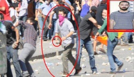 Polis tek tek görüntülediği Gezi eylemcilerini yakaladı