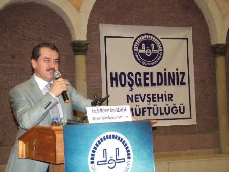 Prof. Dr. Özafşar: Diyanet, milletin vicdanı ve sağduyu sesi olmaya çalışıyor