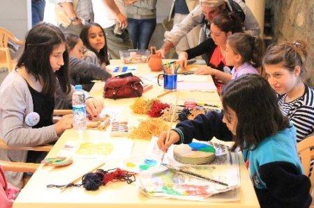 Prof. Koçan: Güzel sanatlarda yetenekli çocukları keşfetmeyi hedefledik