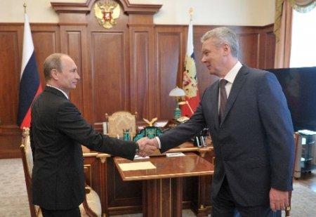 Putin, Moskova Belediye Başkanı'nın istifasını kabul etti