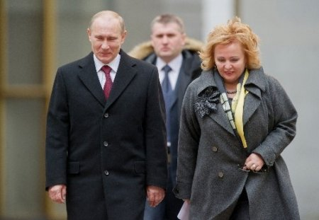Putin 30 yıllık evliliğini sona erdirdi