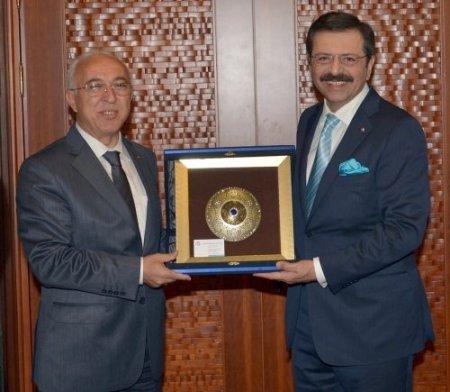 Rifat Hisarcıklıoğlu: Kayseri, Türkiye'de çok özel bir yere sahip