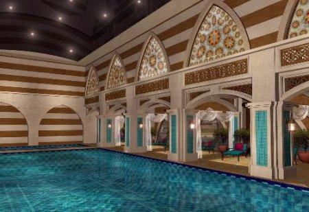 zabeel palace  Rixos, Dubai'deki Otelin Ä°smini Zabeel