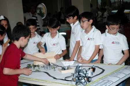 Robotlar, İstanbul'un fethi için yarıştı
