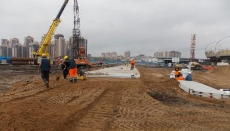 Rusya'nın ilk paralı otoyolunu Türkler inşa ediyor