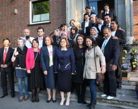 Şahin: Şiddetle mücadele yasamız Norveç standartlarının üzerinde