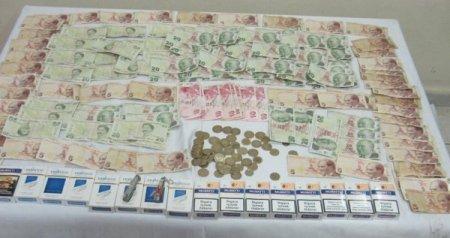 Sahte parayla alış veriş yapan bir kişi yakalandı