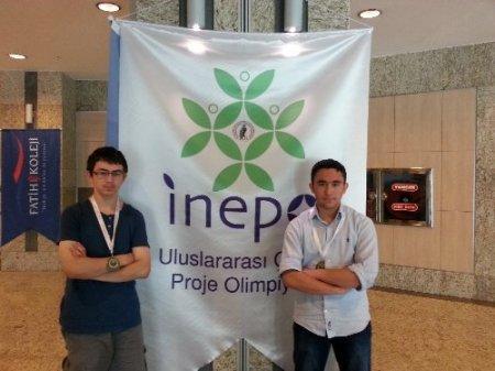 Samanyolu INEPO'da bronz kazandı