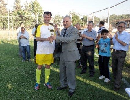 Şampiyonluk kupası Afşin DSİ'nin