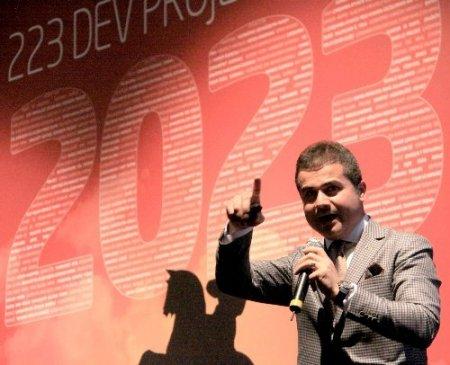 Samsun 2023 yılına dev 223 proje ile girecek