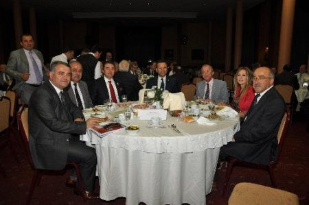 Samsun Platformu Vali Aksoy'u ağırladı