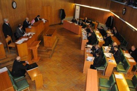 Samsun'da yılın ilk belediye meclisi toplantısı tartışmalı geçti