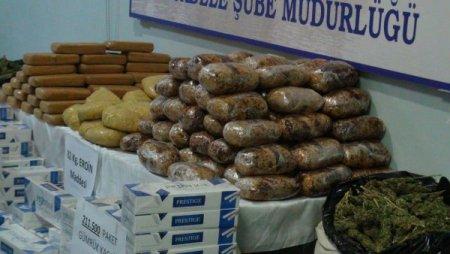 Şanlıurfa'da 2012'de 6 ton uyuşturucu ele geçirildi, 344 kişi tutuklandı