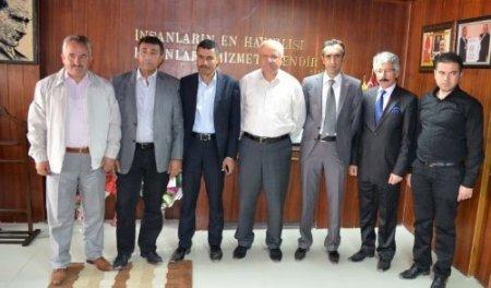 Sarıkaya'da sivil toplum temsilcilerinden çözüm sürecine destek