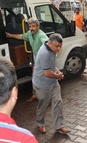 Sarin gazına 5 tutuklama