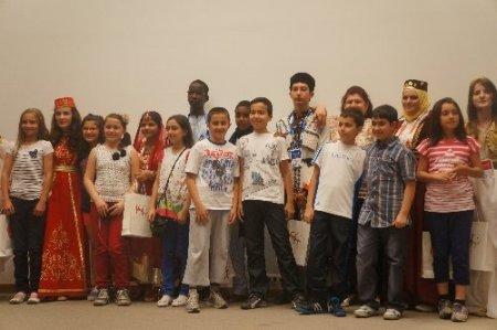 Sayıştay çalışanlarından olimpiyat çocuklarına büyük ilgi