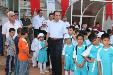 Selçuklu Belediyesi Yaz Spor Okulları, açıldı