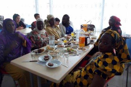 Senegalli heyet, Türkiye'nin eğitim sistemini inceledi