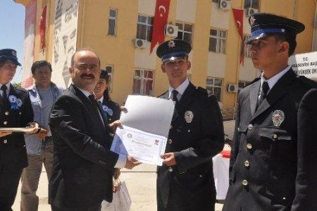 Siirt PMYO'da mezuniyet heyecanı