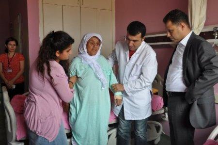 Silopi Devlet Hastanesi'nde ilk bel fıtığı ameliyatı yapıldı