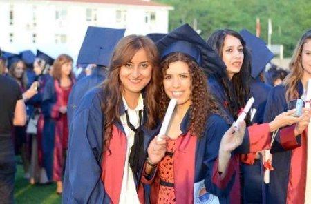Sinop Üniversitesi'nde mezuniyet coşkusu