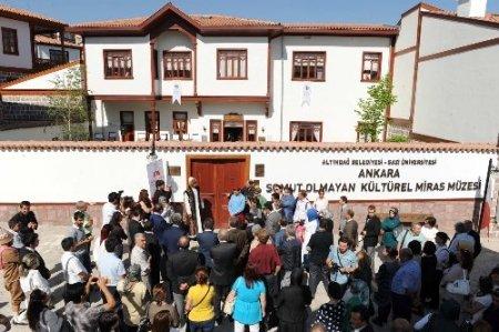 'Somut Olmayan Kültürel Miras Müzesi' açıldı