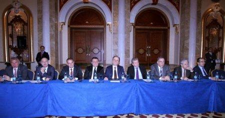 Spor Toto Süper Lig Başkanları Toplantısı yapıldı