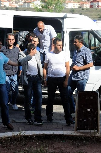 Suç makineleri tutuklandı