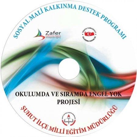 Şuhut'un engelli projesine ZEKA tarafından destek verilecek
