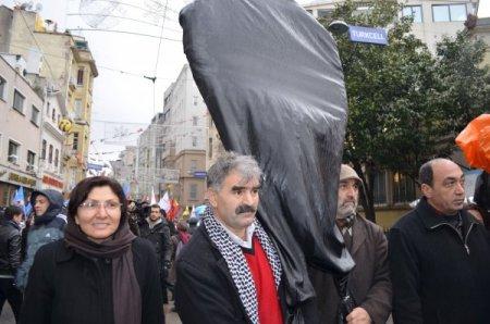Suikasti protesto eden eylemcilerden provokasyon uyarısı