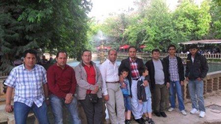 Sultan Alparslan Koleji'nden velilere Güneydoğu gezisi
