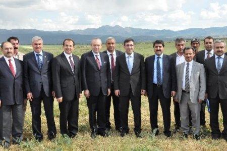 SÜTAŞ Bingöl'e 30 milyon Euro'luk yatırım yapacak