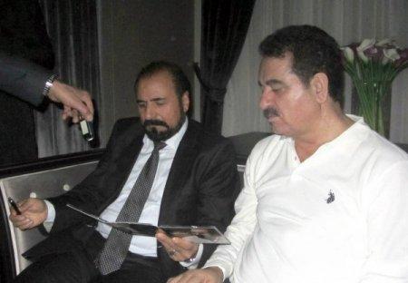 Tatlıses ve Perwer Erbil'de