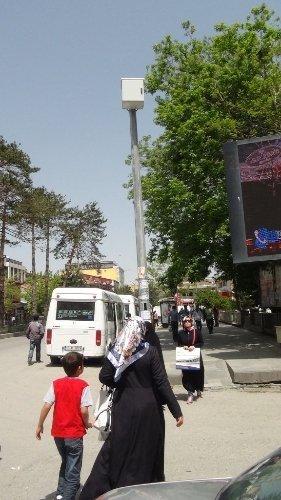 Tatvan'a mobese sistemi kuruluyor