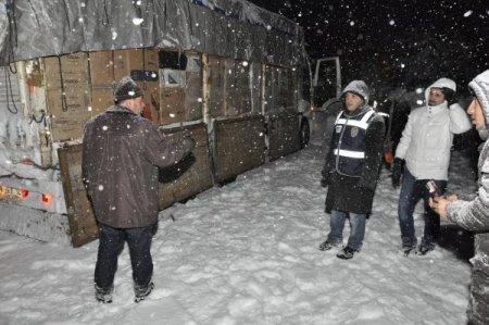 Tatvan'da 255 bin paket kaçak sigara ele geçirildi