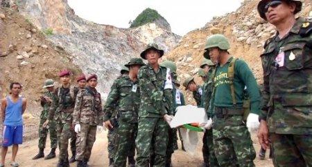 Tayland'da toprak kayması: 3 ölü, 4 yaralı