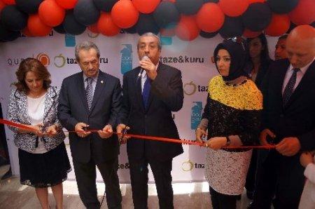 Taze Kuru ilk konsept mağazasını Ankara'da açtı