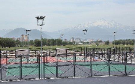 Tenis, Kayseri'nin yeni tutkusu olacak