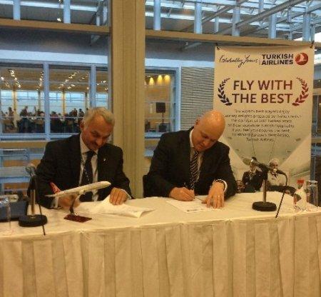 THY ile Air New Zealand'dan ortak uçuş anlaşması