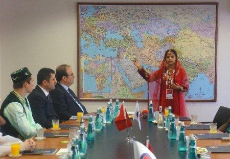 TİKA Başkanı Serdar Çam: Türkçe artık sizin kaderinize işlendi