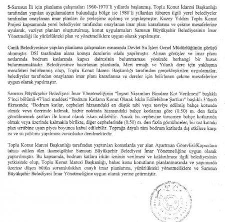 TOKİ, Karadeniz Bölgesi'nde en çok konutu Samsun'da yaptı