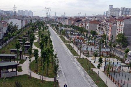 Topbaş Parkı, hizmete açılıyor