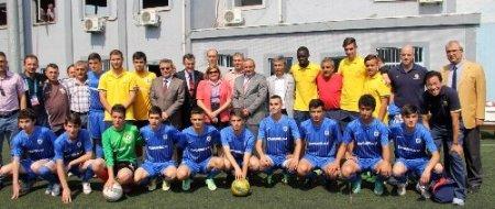 Trabzon'da FIFA U20 heyecanı