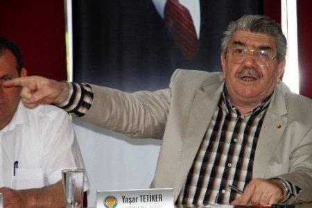 TSO Başkanı Tetiker'den Posbıyık'a tepki