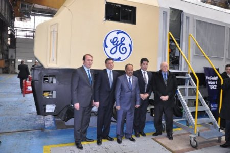 TÜLOMSAŞ, Avrupa, Orta Doğu ve Kuzey Afrika'nın lokomotifini üretecek