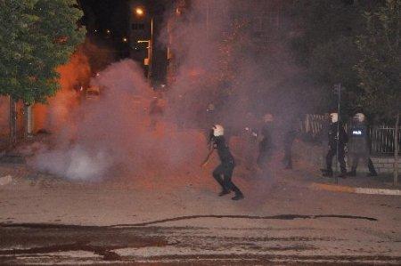 Tunceli'de 'Gezi Parkı' eylemleri