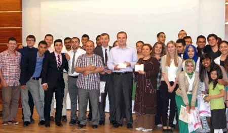 Turgut Özal Üniversitesi'nde konuk öğrenci heyecanı