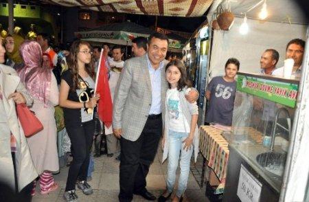 Turgutlu'da öğrenciler yararına Eğitim ve Kültür Şenliği